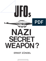 UFOs Nazi Secret Weapon