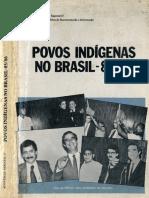 Aconteceu Especial (número 17) - Povos Indígenas no Brasil 1985-1986