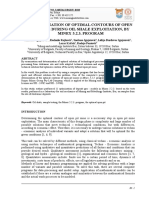 Determination of Optimal Contours of Open Pit Mine During Oil Shale Exploitation, By Minex 5.2.3. Program