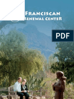 Franciscan Renewal Center - Fall 2010 Catalog
