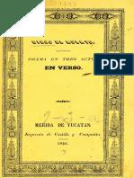 Cisneros Diegoelmulato1846