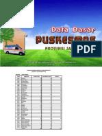 13. Data Dasar Puskesmas Final - Jawa Tengah