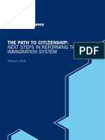 Uk Visa Path to Citizenship