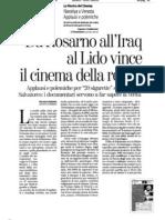 06-09-2010 La Stampa