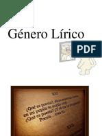 Genero Lirico Octavo Bc3a1sico