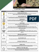 Advocates Army Rank