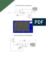 Circuito Amplificador de Voltaje Inversor