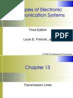 Chapter 13 transmission lines