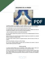 El Descenso de La Virgen - Blog de La Virgen de Agartha - 7 Pág