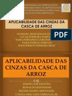 APLICABILIDADE DAS CINZAS DA CASCA DE ARROZ - Copy.pptx