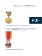 The Gallantry Cross