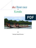 Snake Boat Race of Kerala