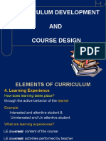 2 Curriculum Development