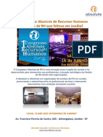 1º Congresso Absolute de RH