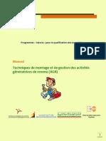 ADS Manuel Montage ProjetAGR