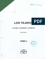 Los Tejidos (Maria Dorado)