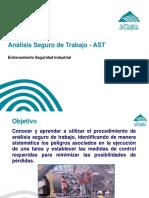 Analisis Seguro de Trabajo - AST