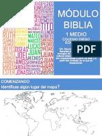 2. La Biblia, Contexto Histórico y Cultural