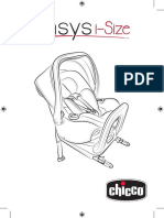 Handleiding Autostoel Oasys i Size