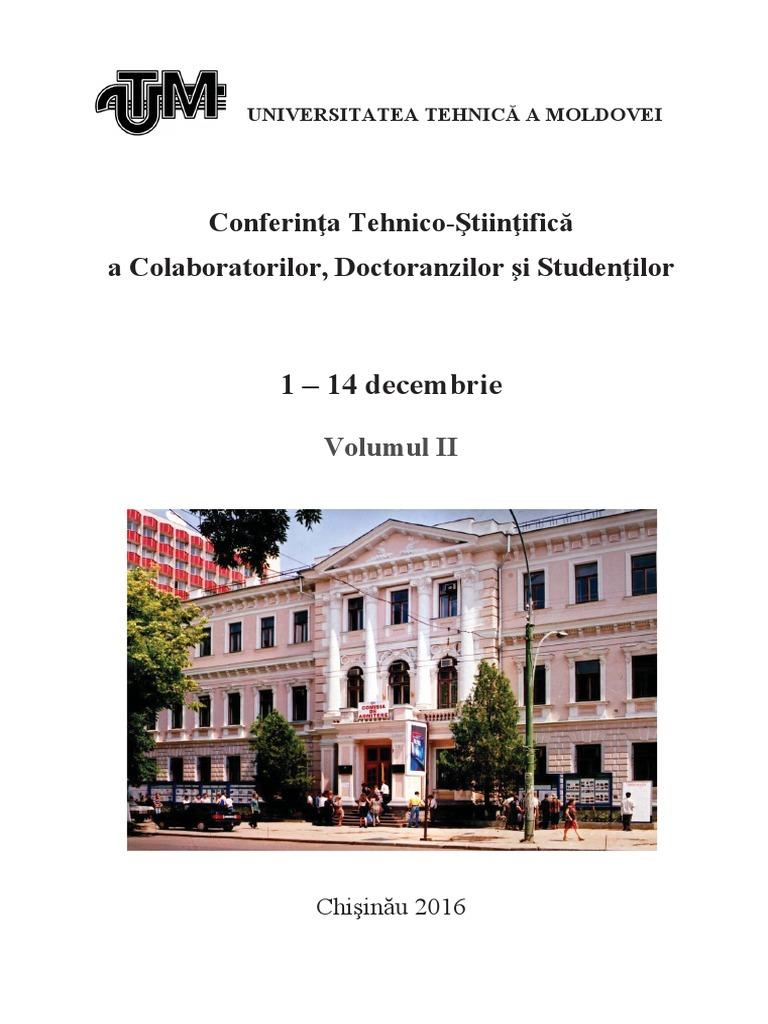 Simulator Tencuiala Decorativa.Conf Tehn St Colaboratori Doctoranzi Studenti Vol Ii Ds 3