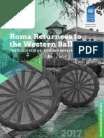 RomaReturneesWesternBalkans UNDP