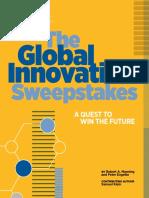 The Global Innovation Sweepstakes