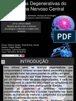 Doencas Degenerativas Do Sistema Nervoso