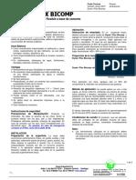 Dynal I Flex Bicomponente Impermeabilización