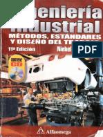 Ingenieria Industrial Niebel Libro