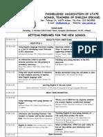 PEKADE Programme Final