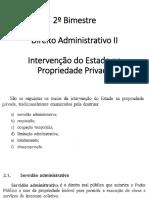 2º Bim ADM II - Intervensão Do Estado