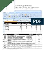 Guia Rápido Das Principais Funções Do Excel