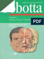 Sobotta - Vol 1 - 21ª Ed.