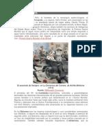 Causasy Desarrollo de La Guerra 1ra guerra