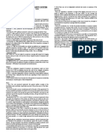 Social Legislation-SSS Act Cases-digest