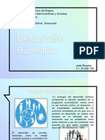Desarrollo Humano Presentacion