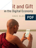 Dave Elder-Vass - Profit and Gift in the Digital Economy (2016, Cambridge University Press)