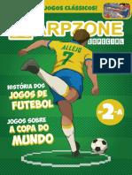 Revista WarpZone Especial 02 Futebol
