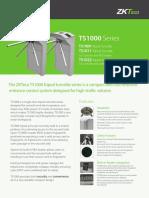 TS1000 Series