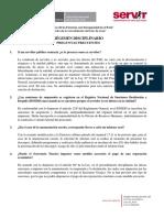 Preguntas Frecuentes Regimen Disciplinario Jul16