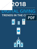 2018 Digital Giving Trends in the Church