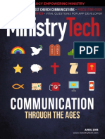Ministry Technology