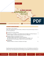 Caucasus Analytical Digest 103