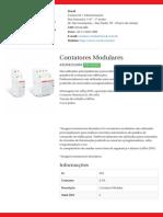 Contatores Modulares - SDM2520M