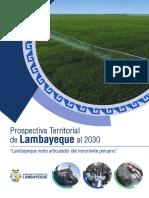 Prospectiva de Lambayeque al 2030
