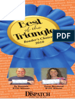 Best of the Triangle 2010