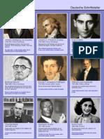 Poster Escritores