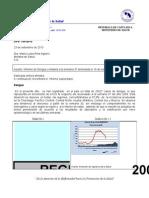 Informe Dengue SEMANA 37 2010
