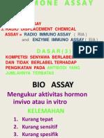 ASSAY  HORMON,HIPOTALAMUS DAN HIPOFISIS.ppt