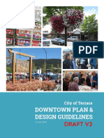 Terrace Downtown Plan and Design Guidelines - DRAFT